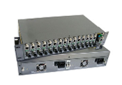 Chassis Rack media converter