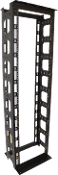 45u Network Open Frame Rack, server rack