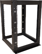 16u 4 post Network server-equipment Rack, server rack