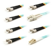 FC Multimode 10gb om3 fiber optic Patch Cables