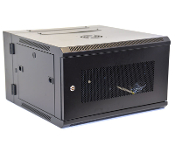 6U Wall Mount Enclosure - Mesh Door - 600mm X 450mm - DBL