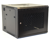 9U Wall Mount Enclosure - Mesh Door - 600mm X 450mm - DBL