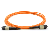 MTP Multimode Fiber Optic Patch Cable