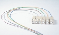 sc Multimode 50um 10Gb OM3 fiber optic pigtail