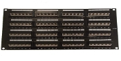 Cat5 Enhanced 45 Degree Patch Panel 96P (568A/B Compatible)