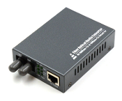 Ethernet to Fiber Converter 10/100TX to 100FX Multimode ST 2km