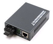 Ethernet Media Converter 10/100TX to 100FX Singlemode SC 80km