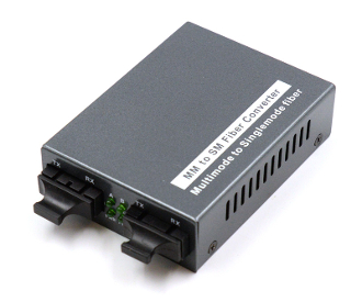 155Mbps Multimode To Singlemode Converter