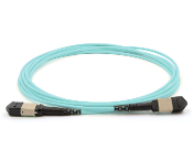 MTP Multimode OM3 Fiber Optic Patch Cable