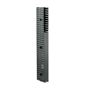 40U Vertical Double Sided Cable Management Rack